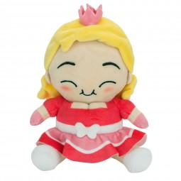 Fat Princess Plush Pink Princess Stubbins