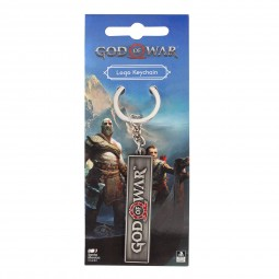 God of War Keychain Logo