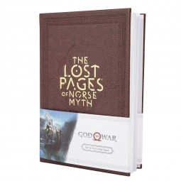 God of War Notebook The Lost Pages Of Norse Myth