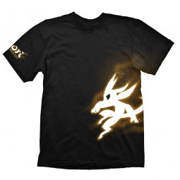 Ori and the Blind Forest T-Shirt Glow Orange