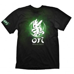 Ori and the Blind Forest T-Shirt Green Ori & Icon