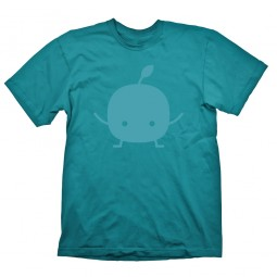 Stardew Valley T-Shirt Junimo Blue