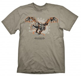 Horizon Zero Dawn T-Shirt Stormbringer Grey