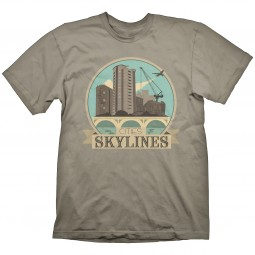 Cities Skylines T-Shirt New Cover