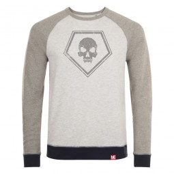"Dead by Daylight Sweater ""Killer Icon"" Grey"