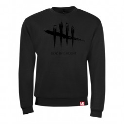 "Dead by Daylight Sweater ""Black on Black"""