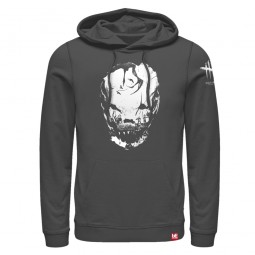 "Dead by Daylight Hoodie ""Bloodletting White"""