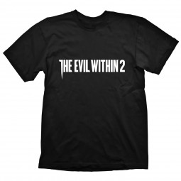 "The Evil Within 2 T-Shirt""Horizontal Logo"