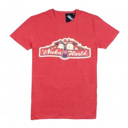 Fallout T-Shirt Nuka World Main Gate