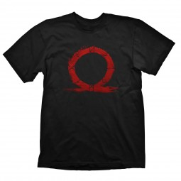 God of War T-Shirt Serpent Logo